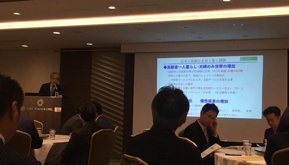 東京都医師政治連盟との意見交換会