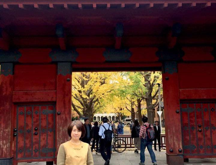 東京大学の教育社会学の先生を訪問