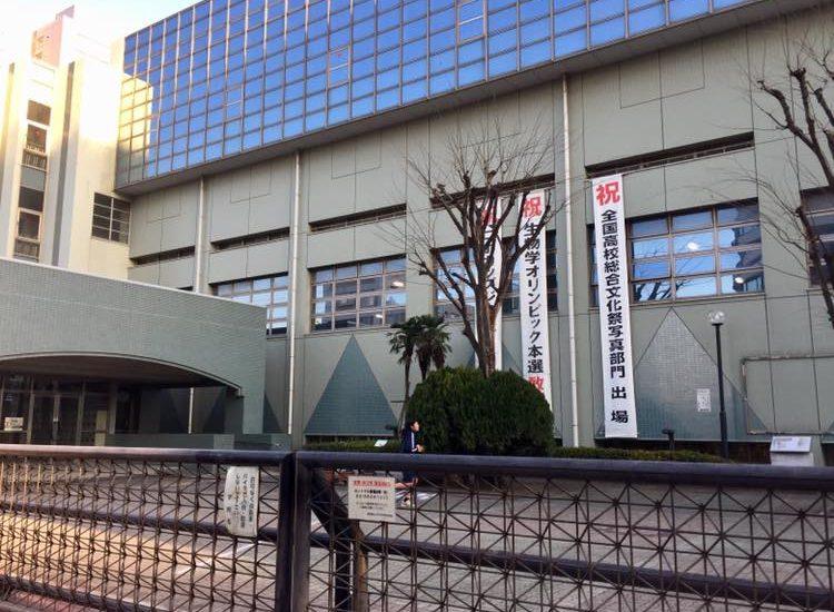 「都立小石川中等教育学校」視察