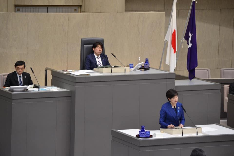 平成31年第一回都議会定例会