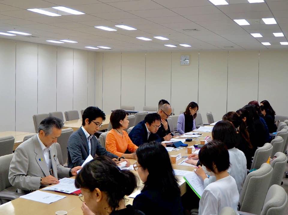 東京都盲学校PTA連合会の団体要望