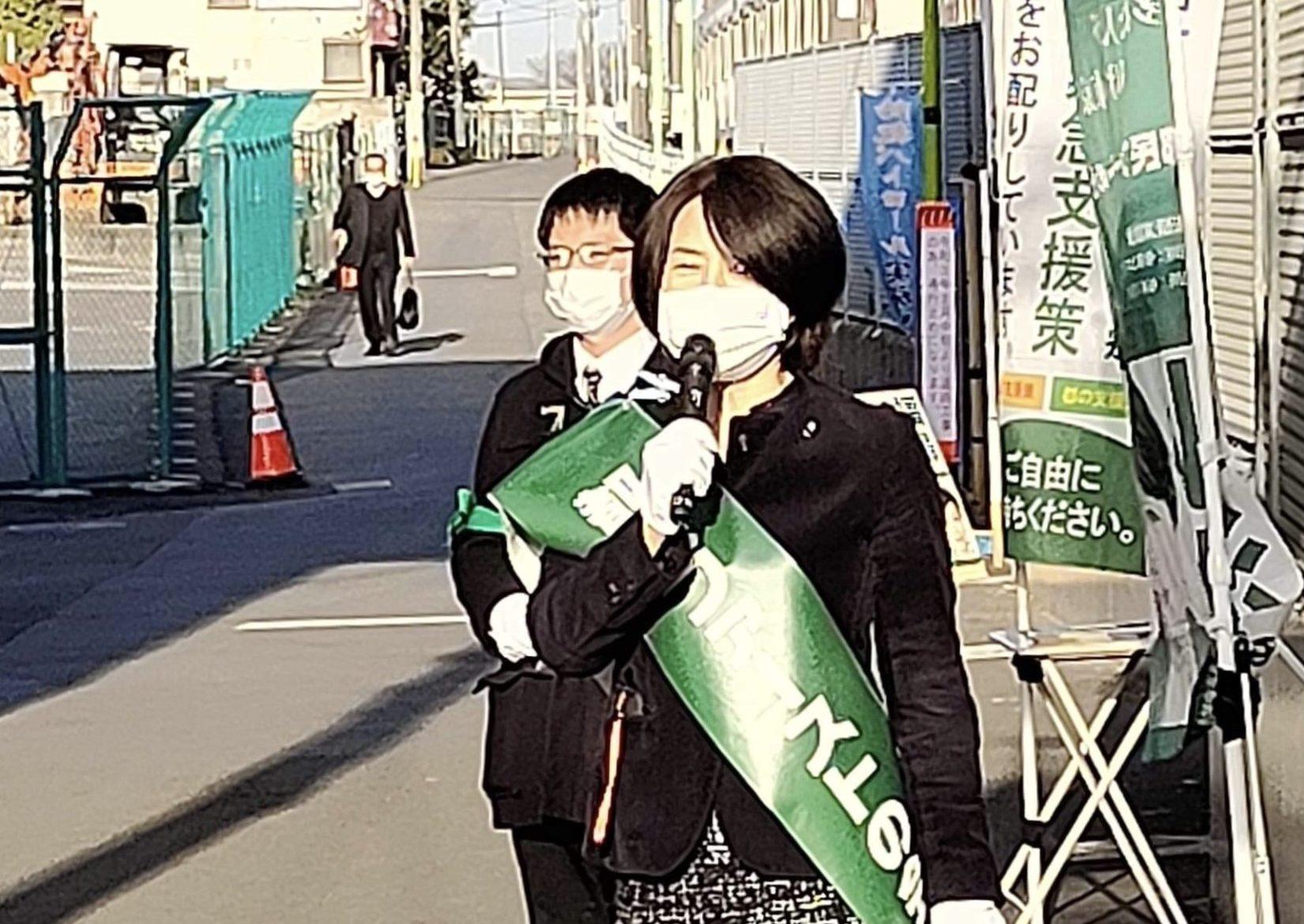 福島りえこ,都議会,都議会議員,世田谷区